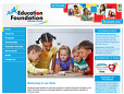 "<a href=""http://www.foundationosceola.org"" target=""_blank"">Education Foundation pf Osceola County</a> ➤"