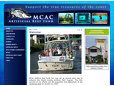 "<a href=""http://www.mcacreefs.org/"" target=""_blank"">MCAC Artificial Reef Fund</a> ➤"
