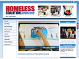 "<a href=""http://www.homelesscoalitionpbc.org/"" target=""_blank"">Homeless Coalition Palm Beach County</a> ➤"