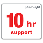 10 Hour Support Package