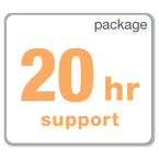 20 Hour Support Package